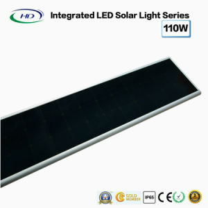 High Power All-in-One Solar LED Street Light 100W pictures & photos