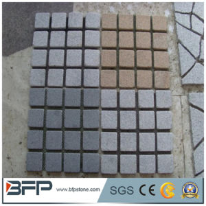 Exterior Pattern Granite Cubes Cobble Stone for Walkway Pavers pictures & photos