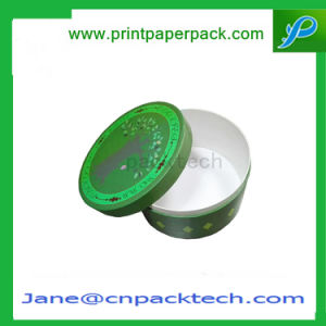 Custom Premium Coated Paper Lid & Base Chocolate Packaging Box pictures & photos