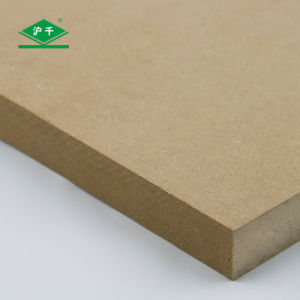Plain MDF Board 1220mmx2440mmx18mm Pine Mixed E1 pictures & photos