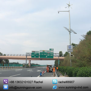 Wind Turbine System for Remote Area pictures & photos