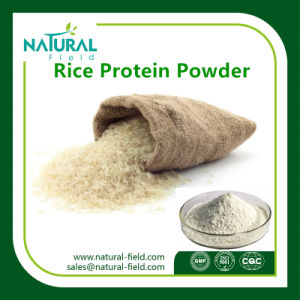 Natural Rice Protein Powder 80% with Sample Available pictures & photos