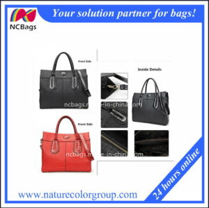 Fashion Lady Leather Bags and Handbag pictures & photos