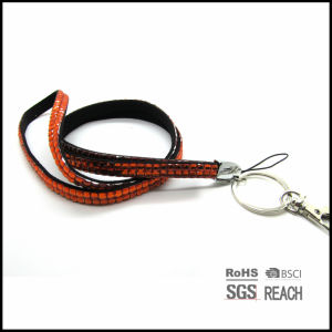 Fashion Rhinestone Crystal Lanyard for Key and ID Card pictures & photos