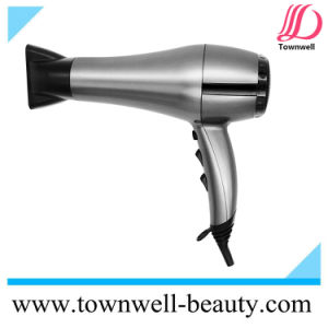 Over Heat Protect Professional Hair Dryer with Finger Diffuser pictures & photos