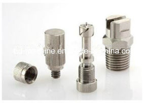 OEM Service Precision Stainless Steel Part CNC Micro Machining
