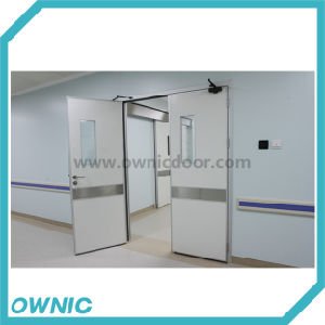 Manual Swing Door with Door Closer pictures & photos