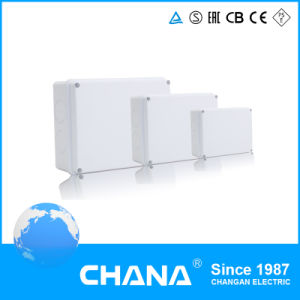 Water Proof Junction Box with ABS Material Material pictures & photos
