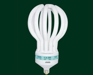 Energy Saving Lamp 200W Lotus 6u Halogen/Mixed/Tri-Color 2700k-7500k E27/B22 220-240V pictures & photos