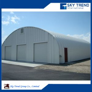 Steel Dome Structure Structural Steel Sections Steel Structure Canopy pictures & photos