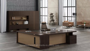 Modern Appearance Wooden Boss Type Executive Office Table (HF-JL40601) pictures & photos