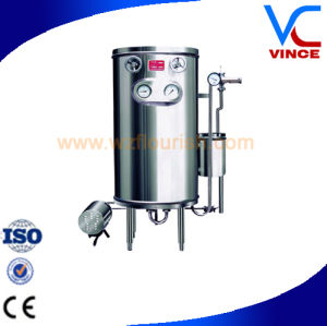 High Quality Stainless Steel Milk Pasteurizer Machine for Sale pictures & photos