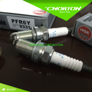 Ngk Laser Double Platinum Spark Plug 9331 Pfr6y 9331, for Mg Roewe pictures & photos