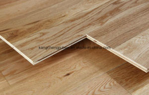 A Grade Wood of The Oak Wood Parquet/Laminate Flooring pictures & photos