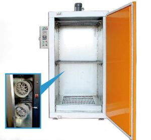 Factory Price Batch Powder Coating Curing Oven pictures & photos