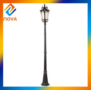 European LED Decorative Street Light Pole pictures & photos