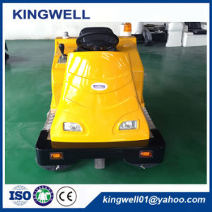 Electric Sweeper Road Sweeper Machine with Charger (KW-1360) pictures & photos