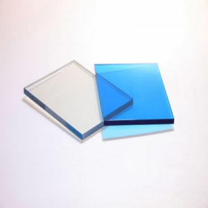 Solid Polycarbonate Sheet Roofing Plastic Panels pictures & photos