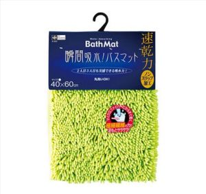 Eco-Friendly Microfiber Chenille Anti Slip Bath Mat Hotsale in Japan pictures & photos