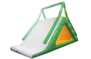 Sport Game Inflatable Floating Slide for Water Park (CHW316) pictures & photos