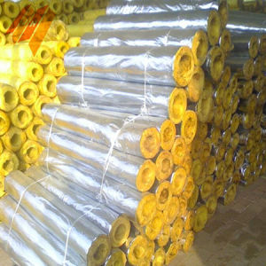 Diameter 15-150mm Pipe Aluminum Foil Glass Wool pictures & photos