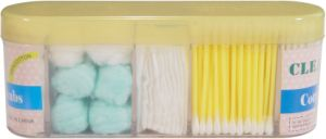 Personal Makeup Tool Disposable Sterile Pure Cotton Swabs Kits pictures & photos