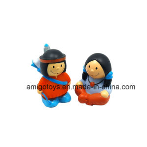 OEM Baby Gifts with 2 PCS Cartoon Humans pictures & photos
