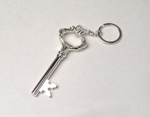 Silver Key Ring Bottle Opener pictures & photos