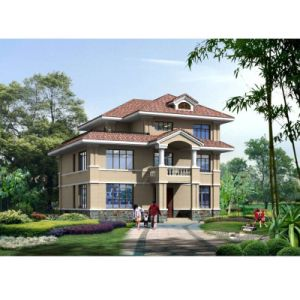 Simple Steel Prefabricated and Modular Villa House with Private Design pictures & photos