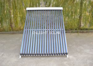 Solar Keymark SRCC Certified Heat Pipe Solar Collectors pictures & photos