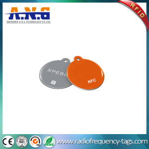 Waterproof Crystal RFID 125kHz Epoxy Tag for Pets pictures & photos