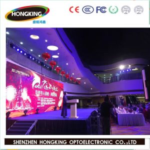 High Definition P2.5 Indoor LED Screen Display Video Wall pictures & photos