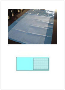 Mayo Stand Cover Drape Clinic and Hospital Surgical Material pictures & photos