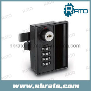 Black Combination Locks for Cabinets