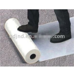Reverse PE Carpet Protective Film (QD-904-1) pictures & photos