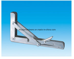 Metal Folding Spring Triangle Metal Bracket for Table or Bench