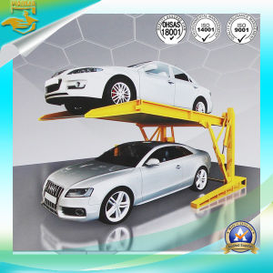 Car Mini Mechanical Parking Lift pictures & photos