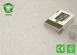Wood Pattern PVC Vinyl Flooring for Living Room / Porch Small Water Absorption pictures & photos