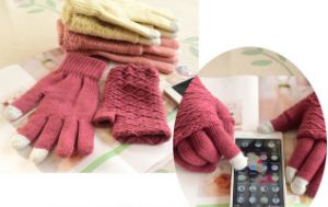 Multipurpose Screen Touch Winter Gloves pictures & photos