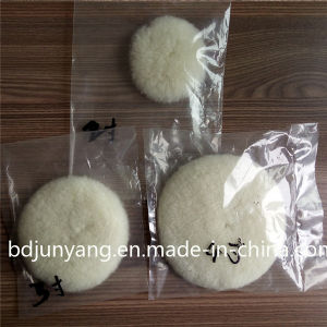 Fiber Polishing Wheel Felt Polishing Wheel for Washing pictures & photos