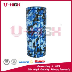 14*33cm Camo Foam Roller Fitness Equipment Hot Stamping pictures & photos