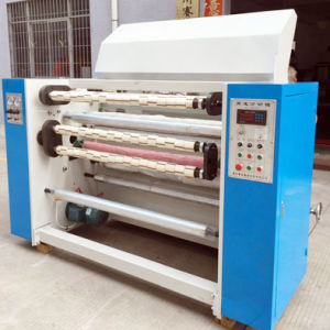 No Noise BOPP Adhesive Tape Slitting Machine pictures & photos