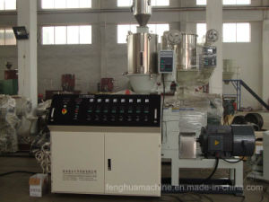 We Supply High Quality Single Screw Extruding Equipment for HDPE Pipes pictures & photos
