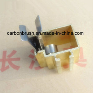 China Carbon Brushes Brush Holder Wholesale Manufacturers pictures & photos