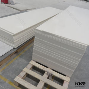 Corians Glacier White Pure Acrylic Solid Surface pictures & photos