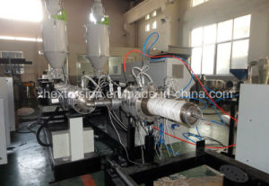 PE PP PVC Double Wall Corrugated Pipe Extrusion Line/ 225-800 mm Production Line/Plastic Extruder pictures & photos