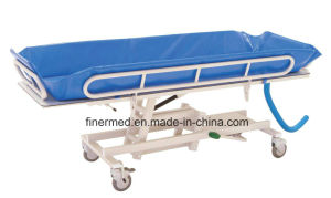 Adjustable Hydraulic Bath Shower Trolley pictures & photos