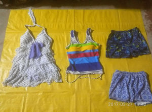 Swimwear 2016 Women Used Clothes in Bales Swimming Wear Used Clothing Hot Sale in United States pictures & photos