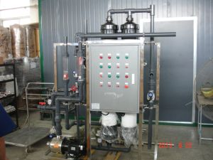 Mineral Drinking Water RO/UF Membrane Filtration Machine pictures & photos