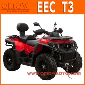 EEC EPA 500cc Quad ATV 4X4 pictures & photos